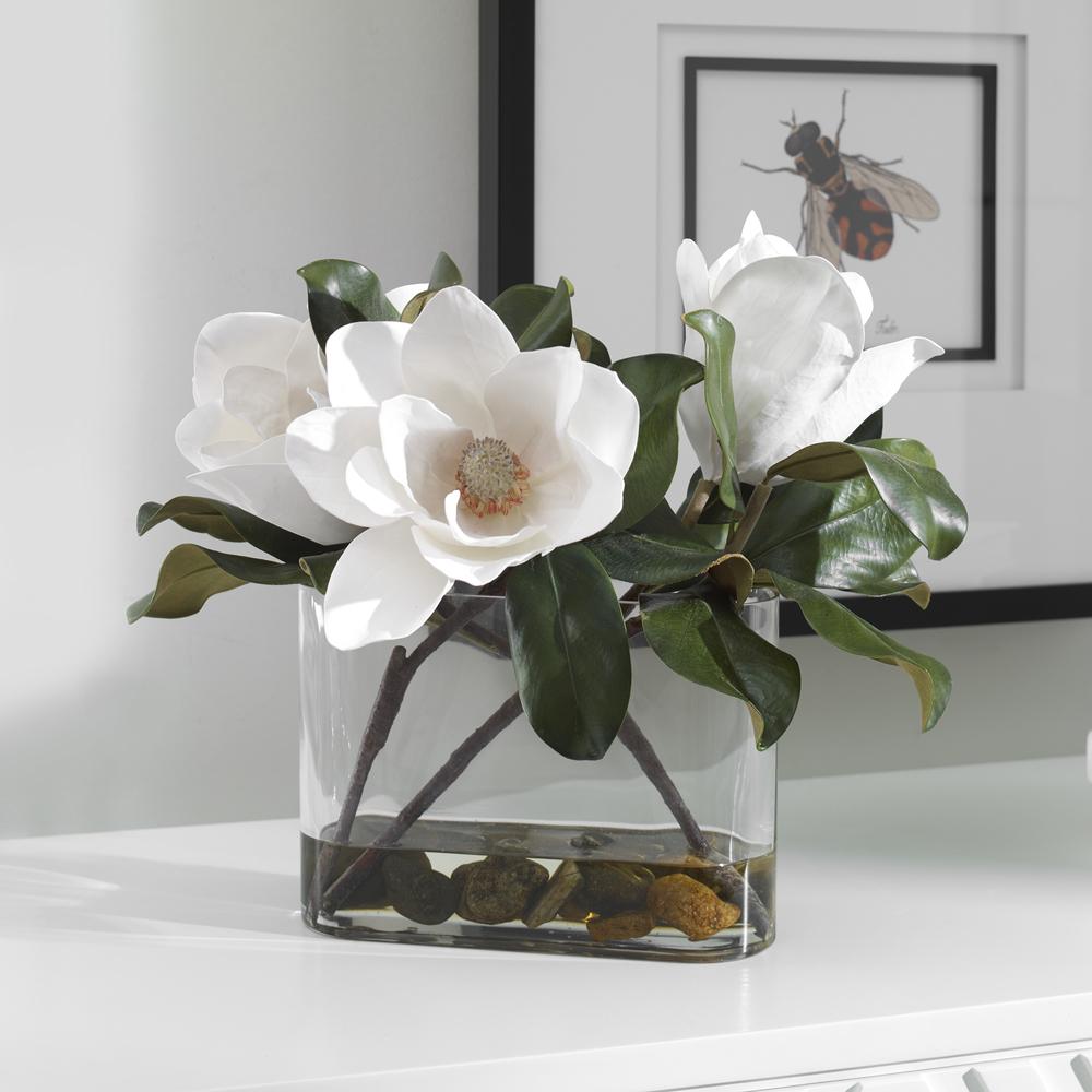 Uttermost Company - Middleton Magnolia Centerpiece