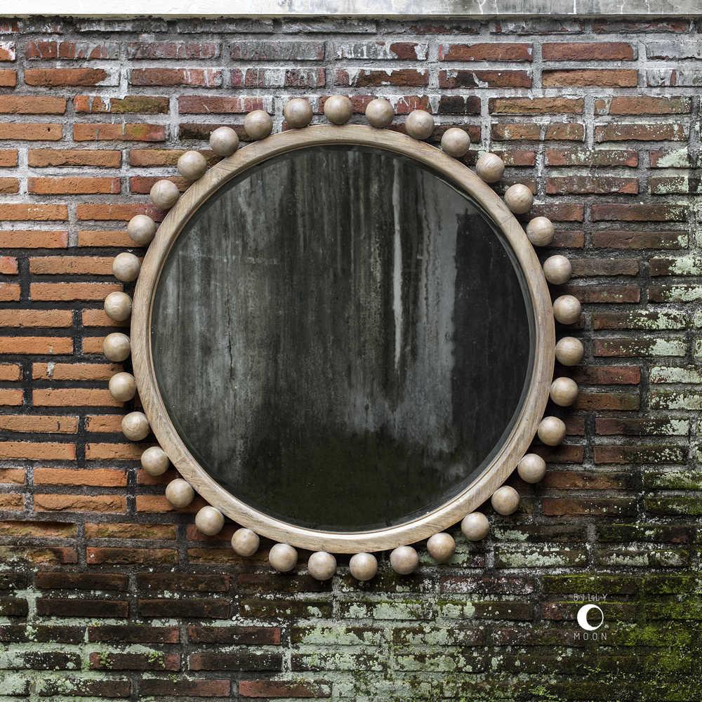 Uttermost Company - Brianza Round Mirror