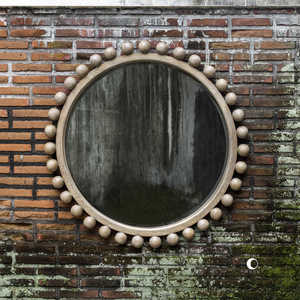 Thumbnail of Uttermost Company - Brianza Round Mirror