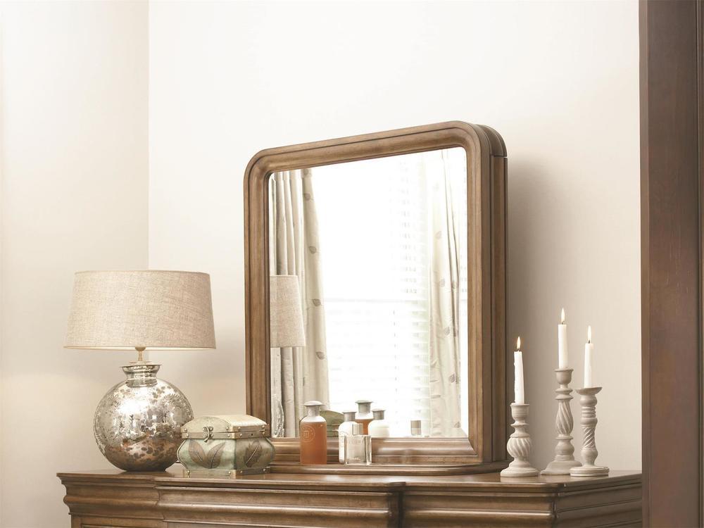Universal Furniture - Vertical Storage Mirror