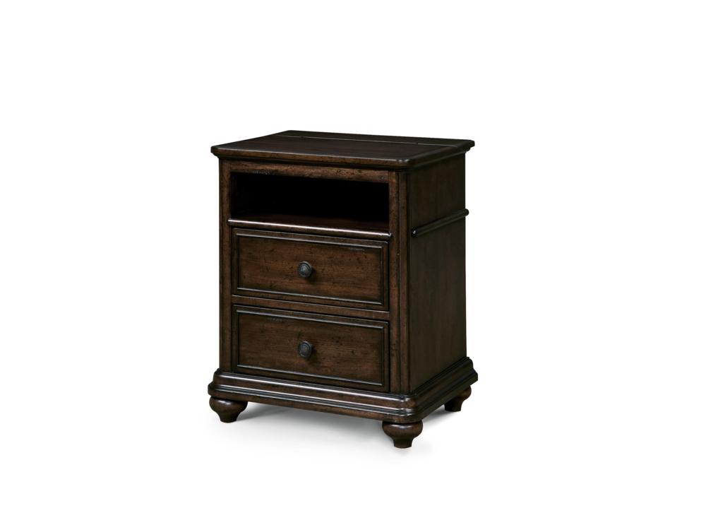 Universal Furniture - Two Drawer Nightstand