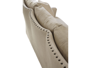 Thumbnail of Universal Furniture - Connor Sofa (Belgian Linen Stone)