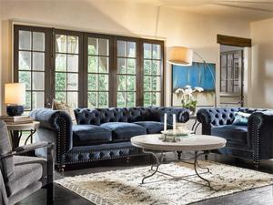 Thumbnail of Universal Furniture - Berkeley Chair (New Navy Velvet)