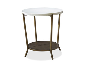 Thumbnail of Universal Furniture - Playlist Round End Table