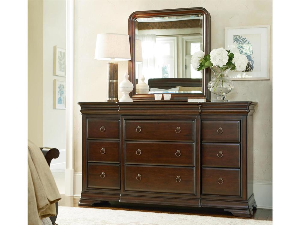 Universal Furniture - Storage Mirror