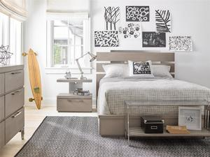 Thumbnail of Universal Furniture - Panel Bed, Full