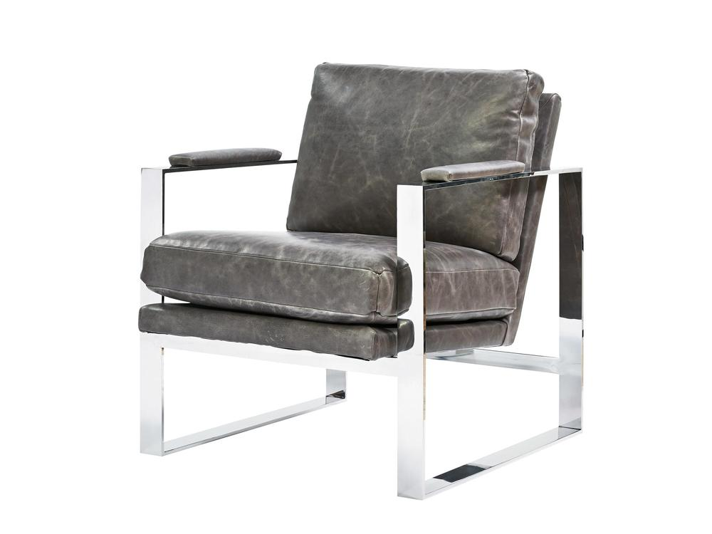 Universal Furniture - Corbin Accent Chair (Brentwood Wolf Grey)