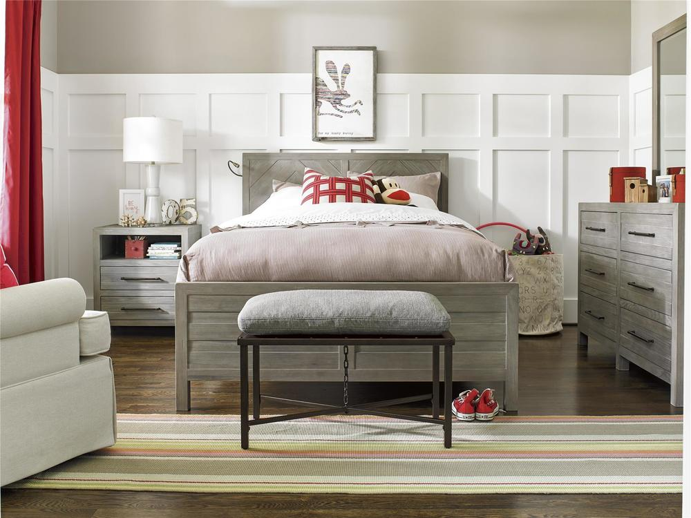 Universal Furniture - Reading Full Bed