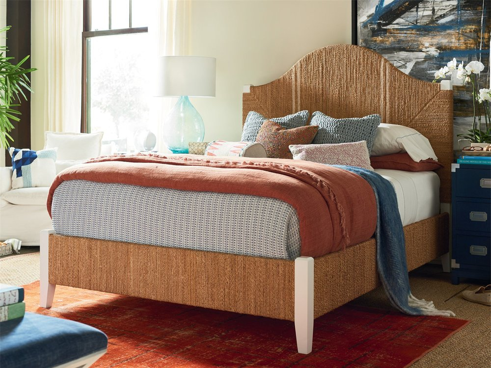 Universal Furniture - Seabrook King Bed