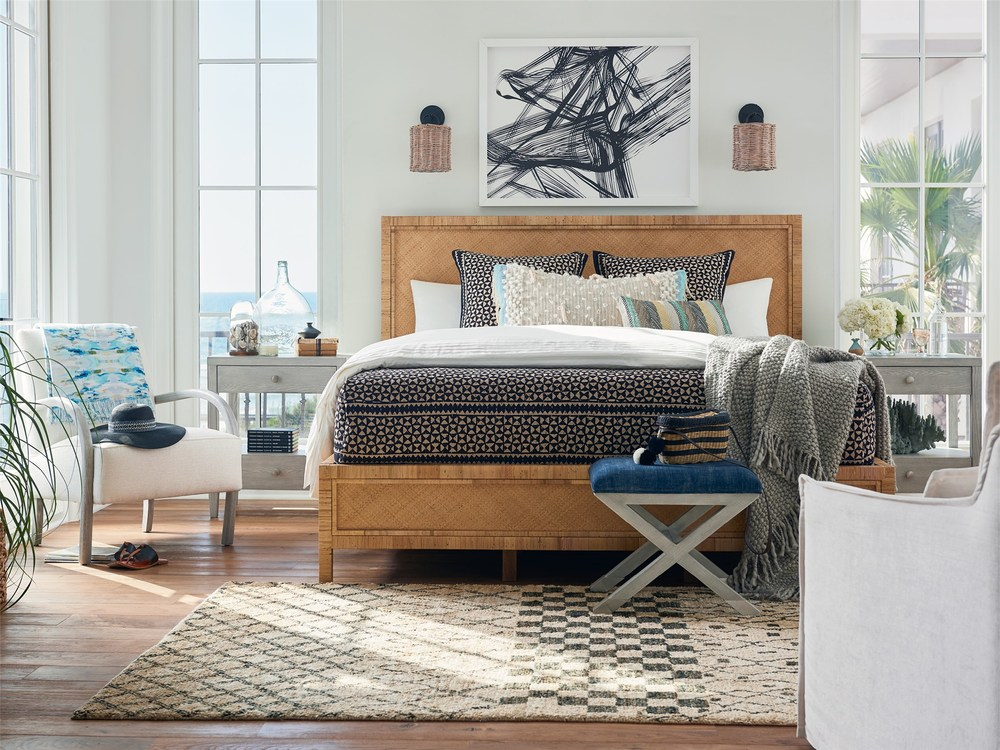 Universal Furniture - Long Key King Bed