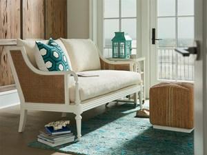 Thumbnail of Universal Furniture - Stone Harbor Loveseat (Icelandic White)