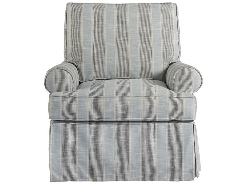 Universal Furniture - Coronado Glider (Blanton Denim)