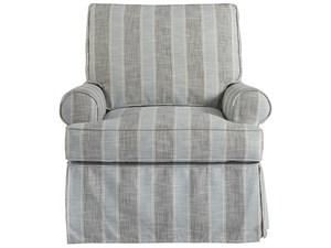 Thumbnail of Universal Furniture - Coronado Glider (Blanton Denim)