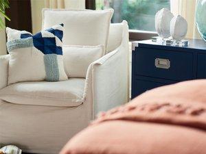 Thumbnail of Universal Furniture - Siesta Key Swivel Chair (Daily Snow)