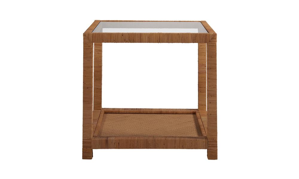 Universal Furniture - Long Key End Table