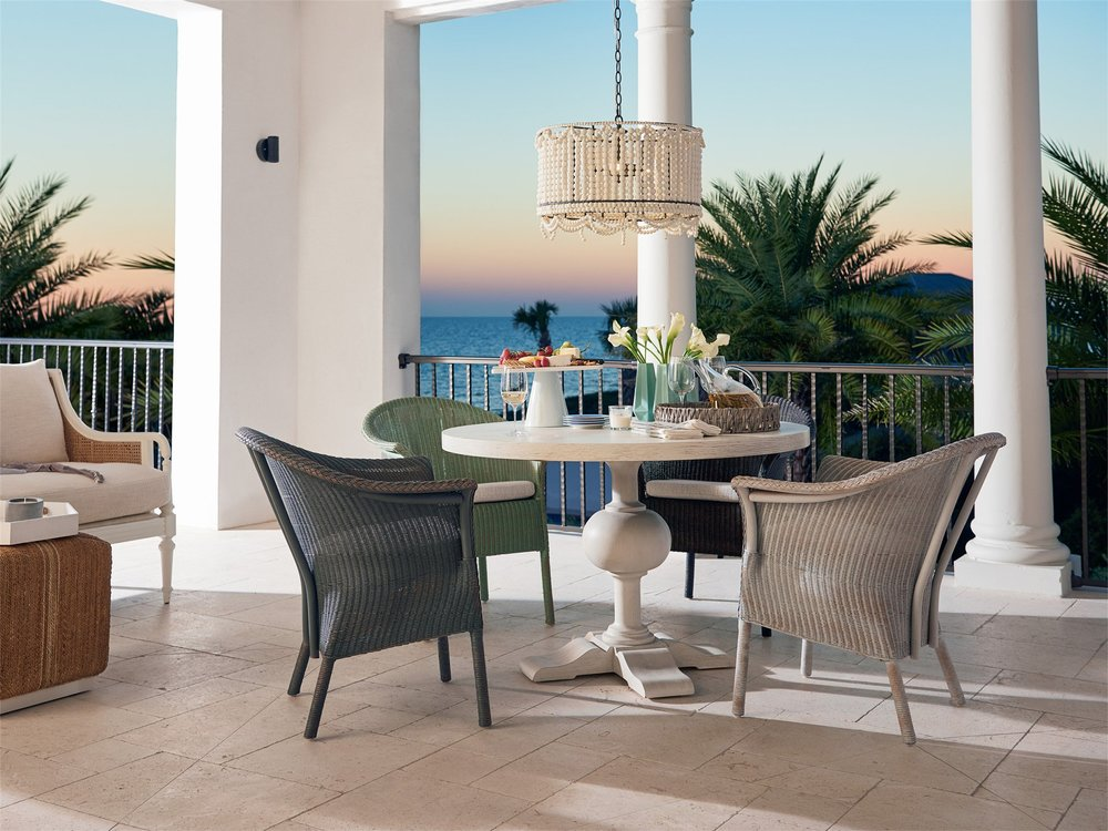 UNIVERSAL FURNITURE - Bar Harbor Dining & Accent Chair