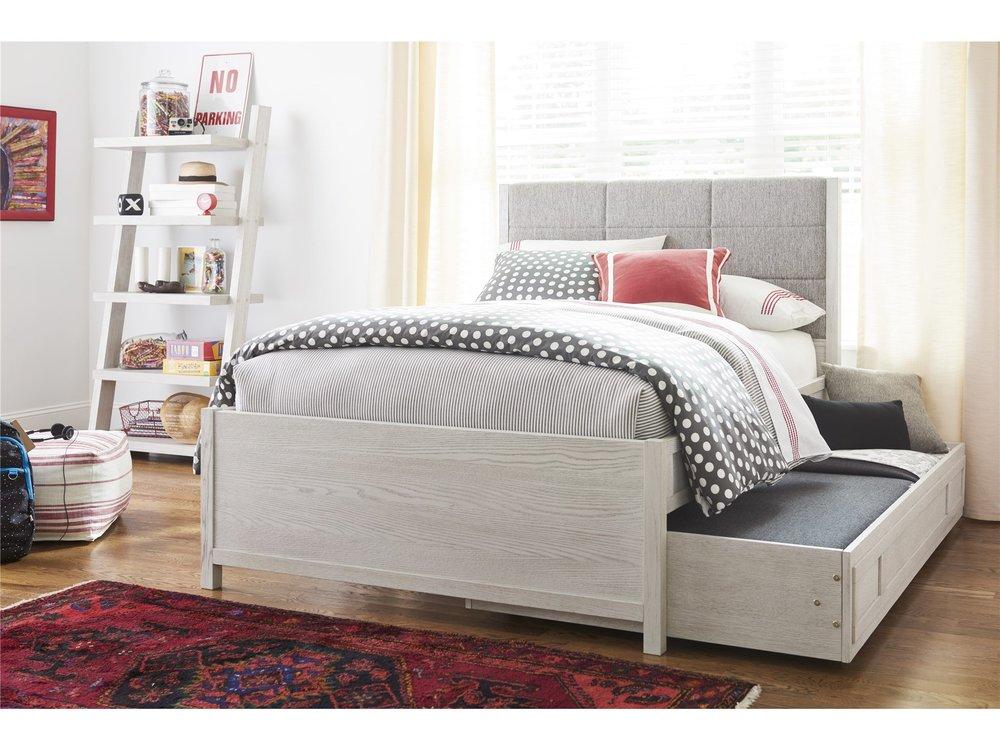 Universal Furniture - Upholstered Bed, Full