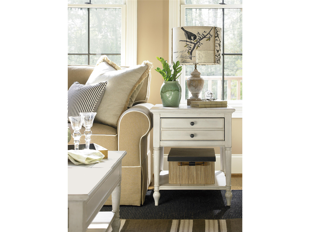 Universal Furniture - End Table