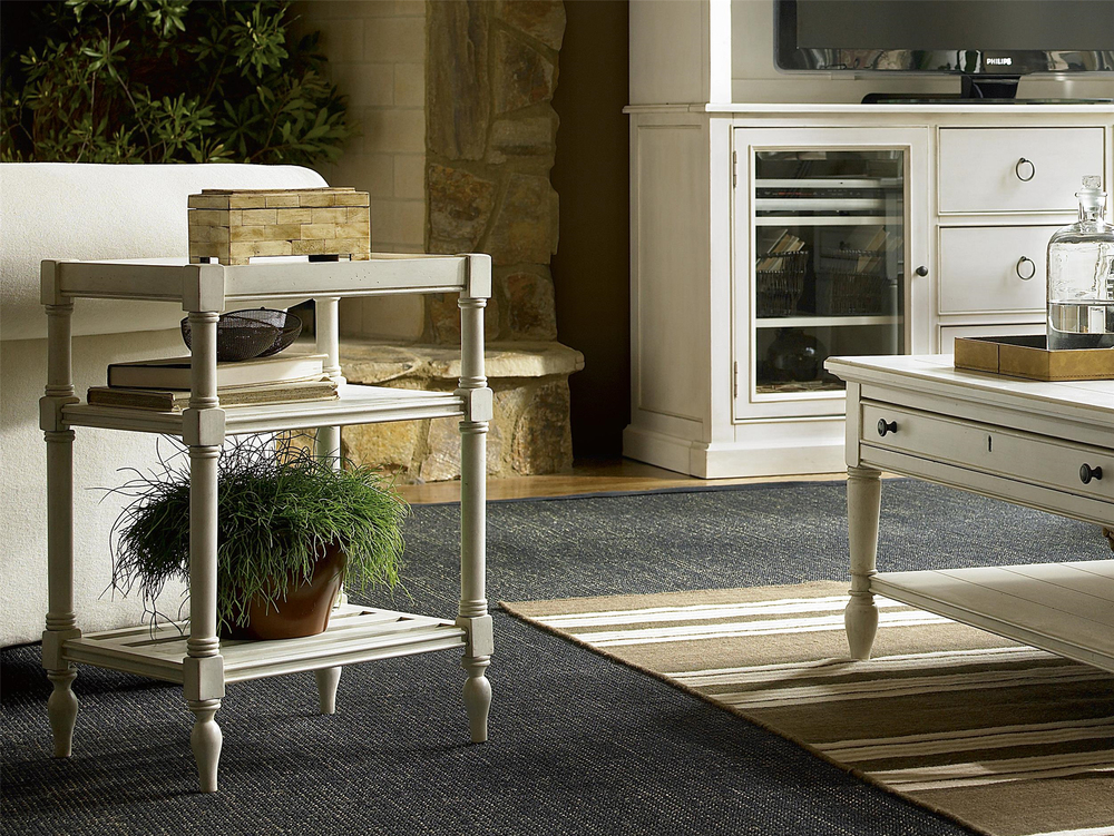 Universal Furniture - Chairside Table