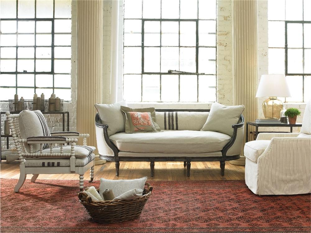 Vanguard Furniture - Bell Spool Chair
