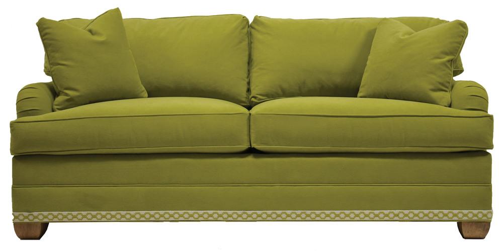Vanguard Furniture - East Lake Two Cushion Sleep Sofa