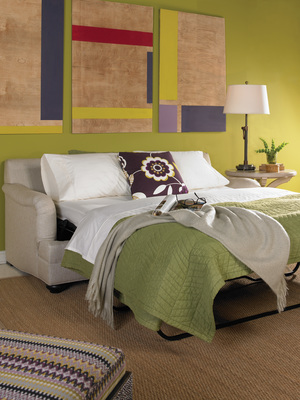 Thumbnail of Vanguard Furniture - East Lake Two Cushion Sleep Sofa