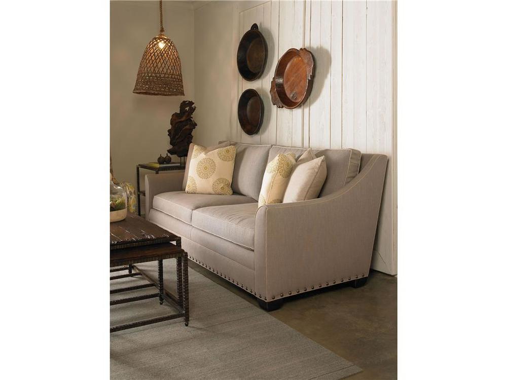 Vanguard Furniture - Nicholas Two Cushion Sofa