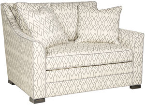 Thumbnail of Vanguard Furniture - Nicholas Chair & 1/2