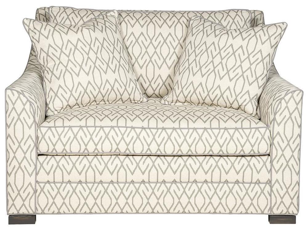Vanguard Furniture - Nicholas Chair & 1/2
