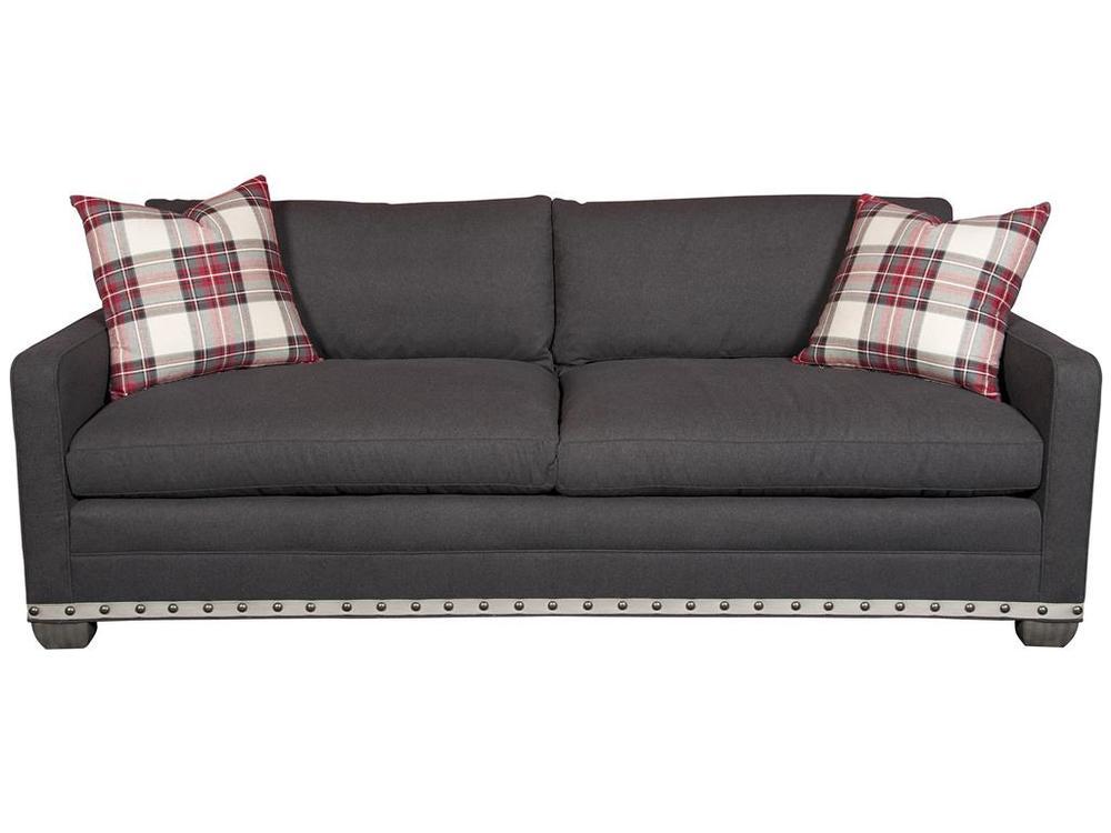 Vanguard Furniture - Stanton Two Cushion Sleep Sofa