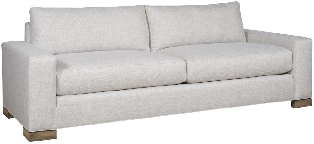 Vanguard Furniture - Claremont Two Cushion Sofa