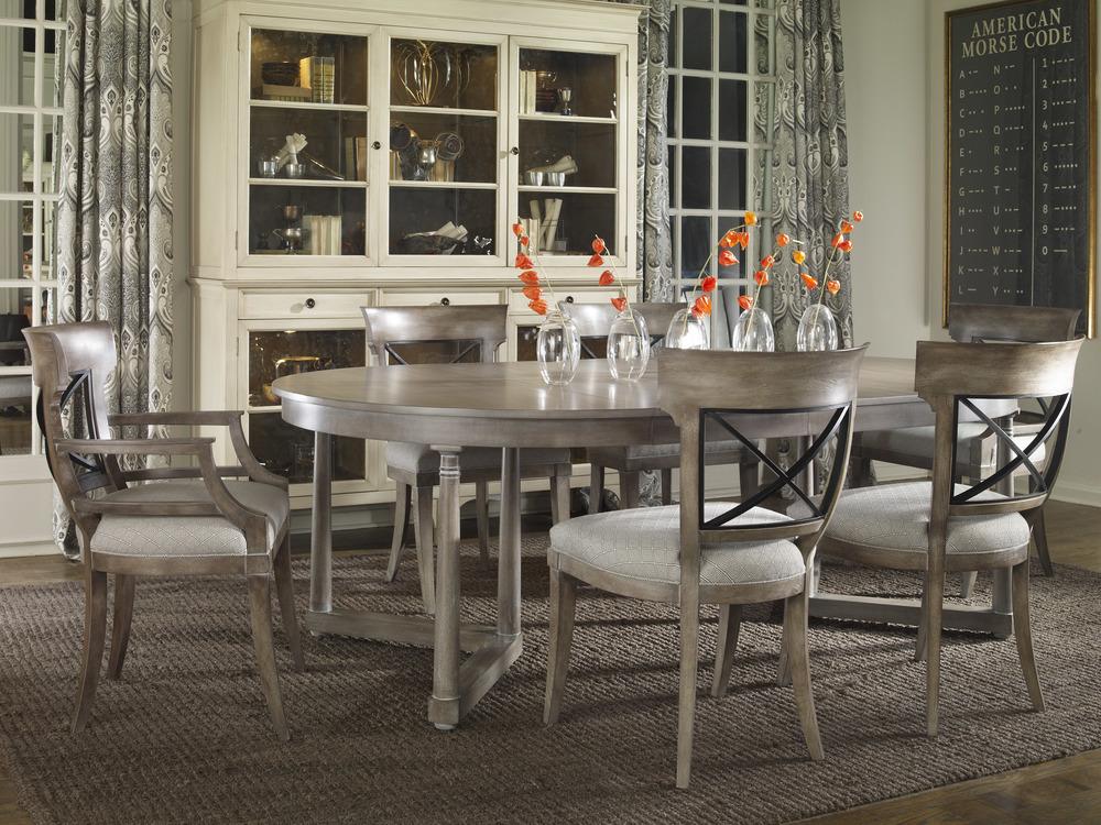 Vanguard Furniture - Callas Dining Table
