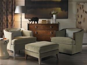 Thumbnail of Vanguard Furniture - Burlingame Ottoman