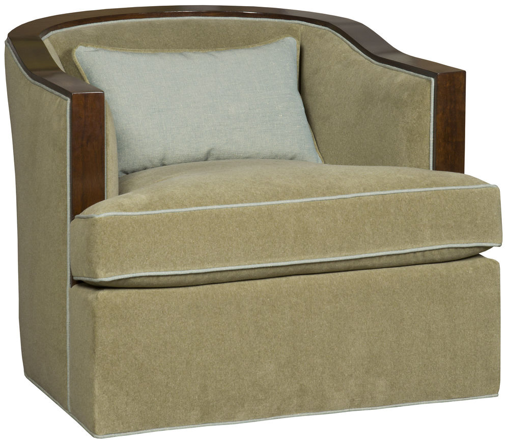 Vanguard Furniture - Burlingame Swivel Glider