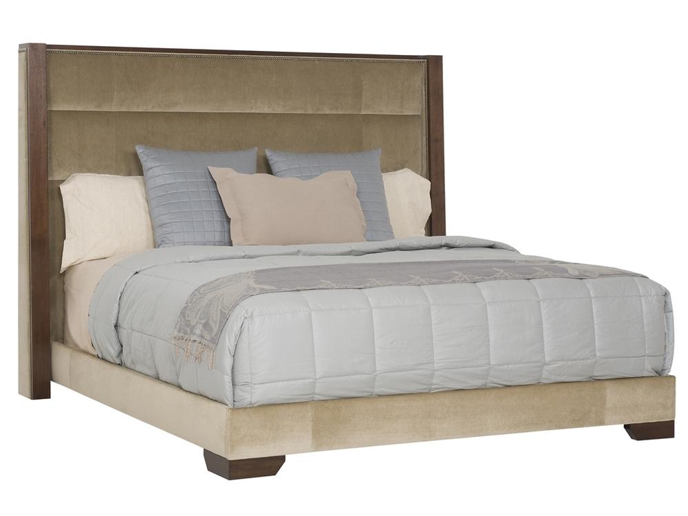 Vanguard Furniture - Century Club Queen Bed