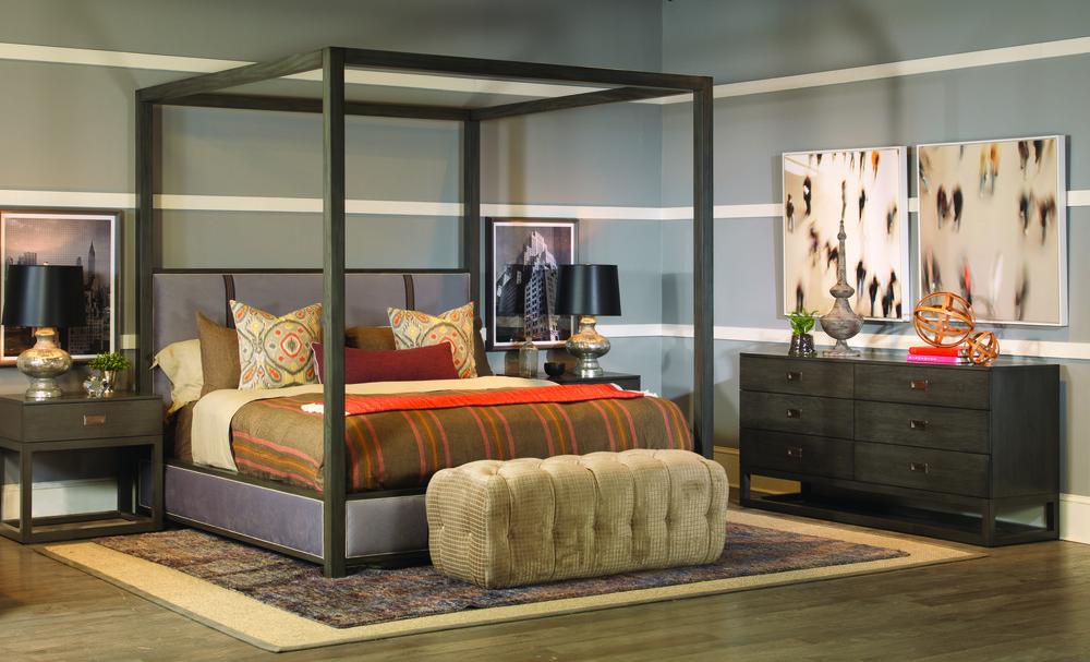 Vanguard Furniture - Marshall King Bed