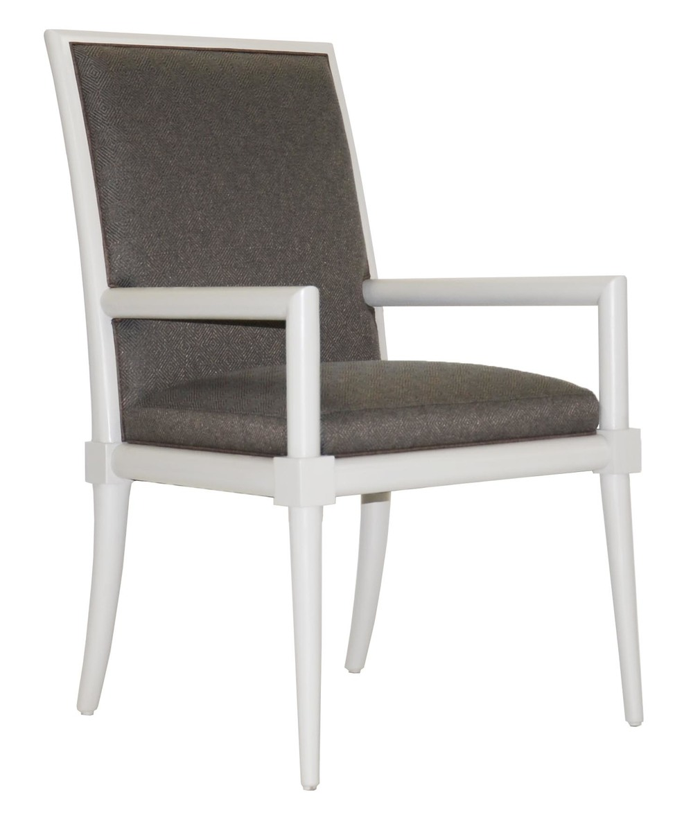 Vanguard Furniture - Franklin Square Arm Chair