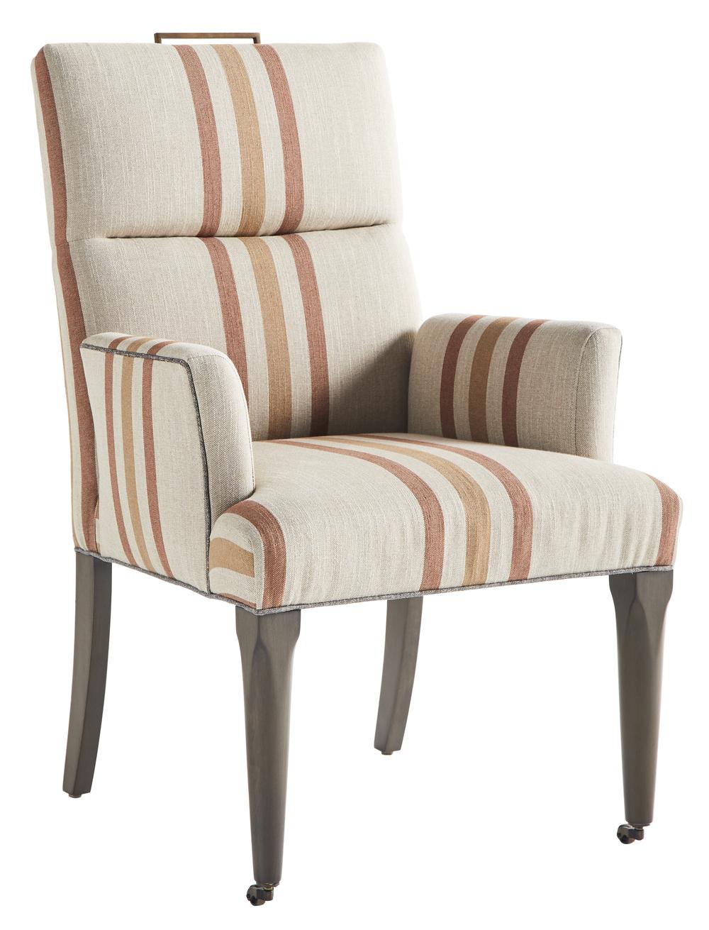 Vanguard Furniture - Brattle Road Arm Chair
