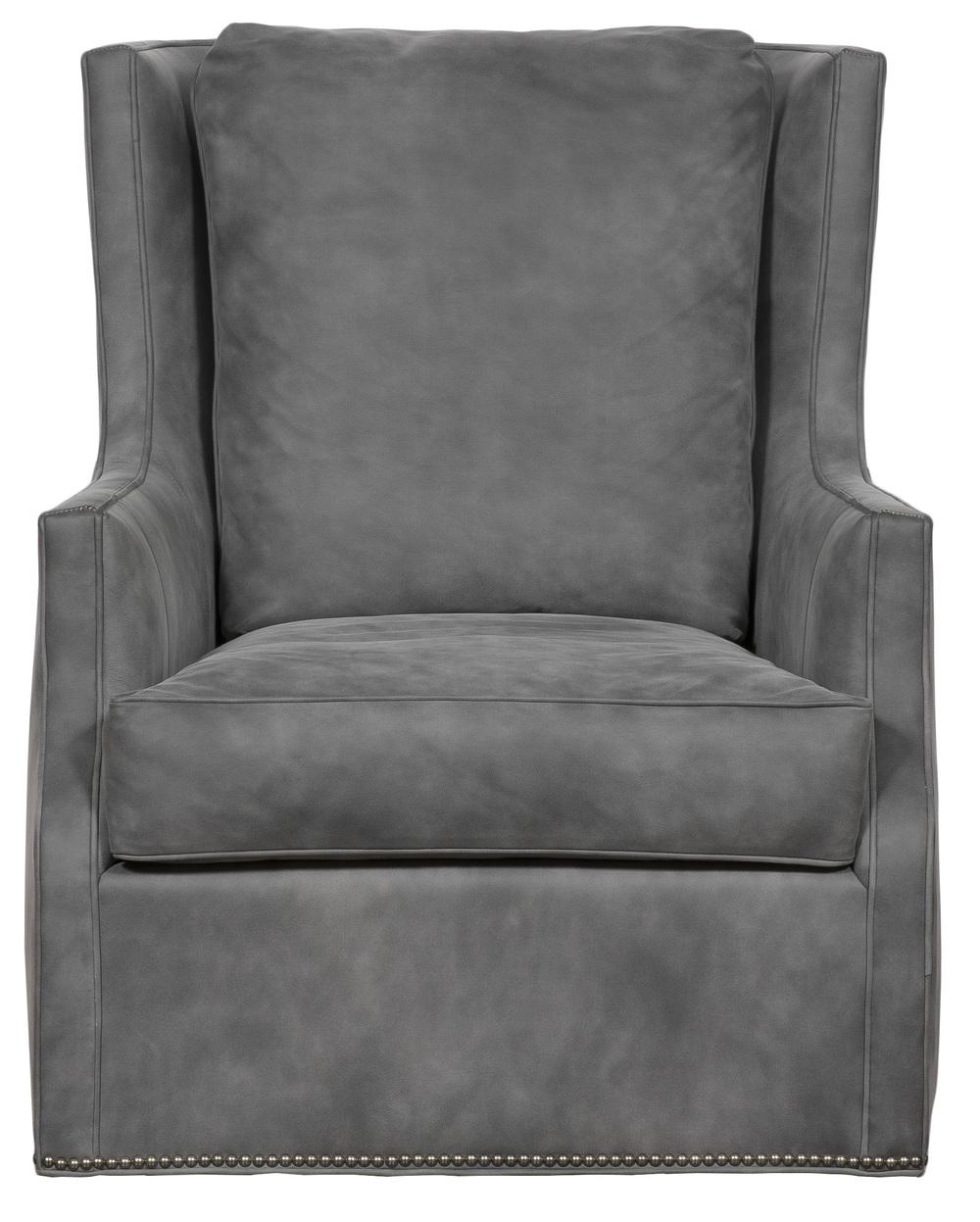 Vanguard Furniture - Merrill Base to Floor Swivel Chair