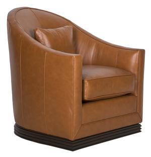 Thumbnail of Vanguard Furniture - Syms Swivel Chair