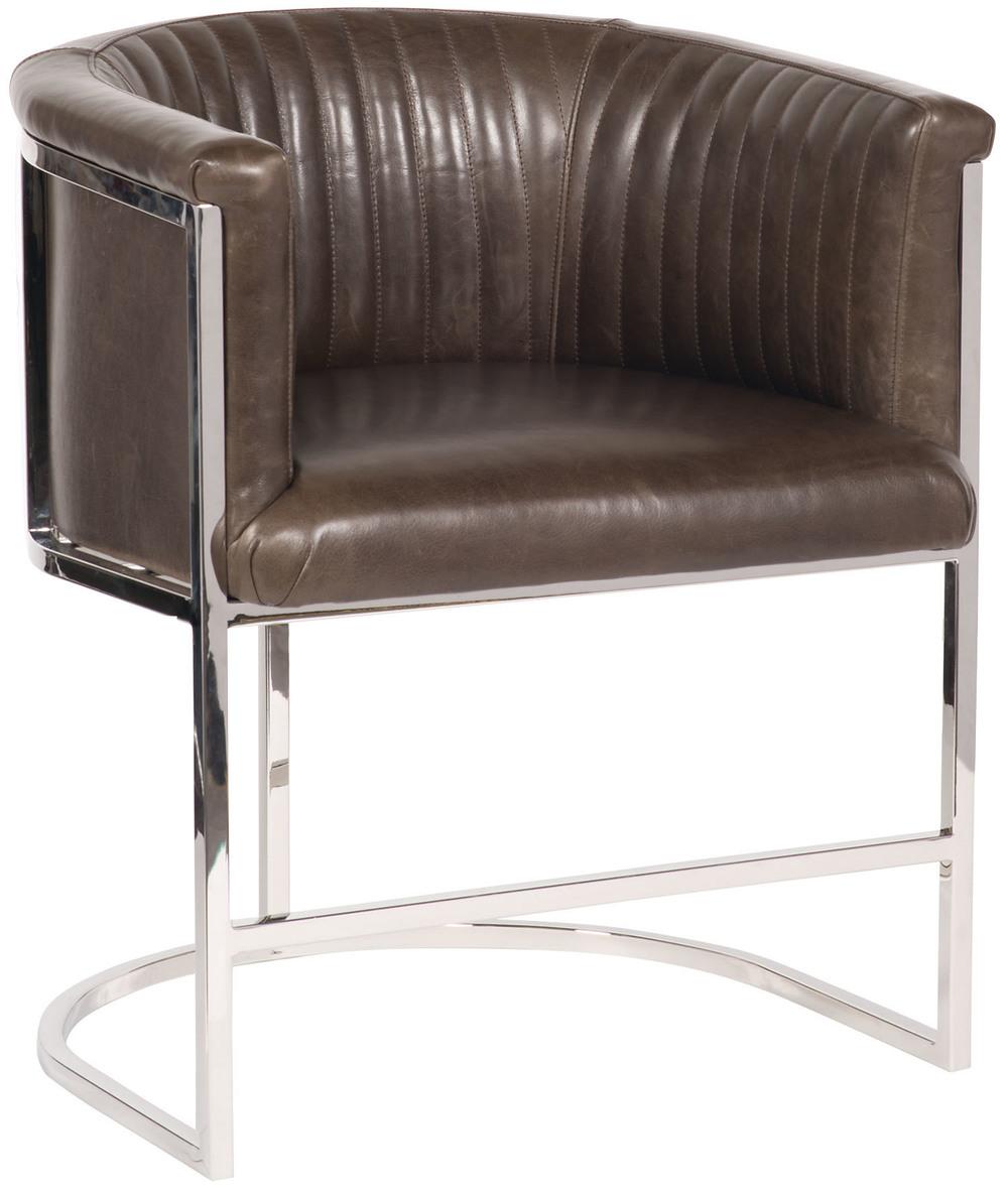 Vanguard Furniture - Harrison Plain Back Metal Chair