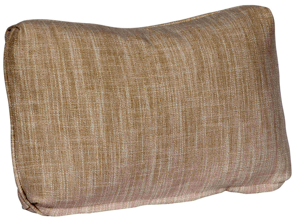 Vanguard Furniture - 10x17 Down Pillow without Border and Pleated Corners