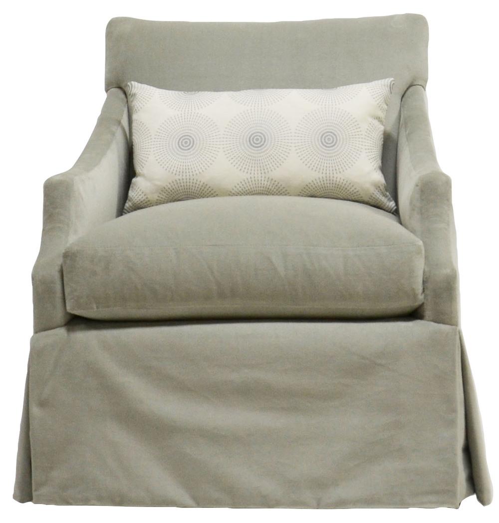Vanguard Furniture - Gulley Swivel Glider Chair