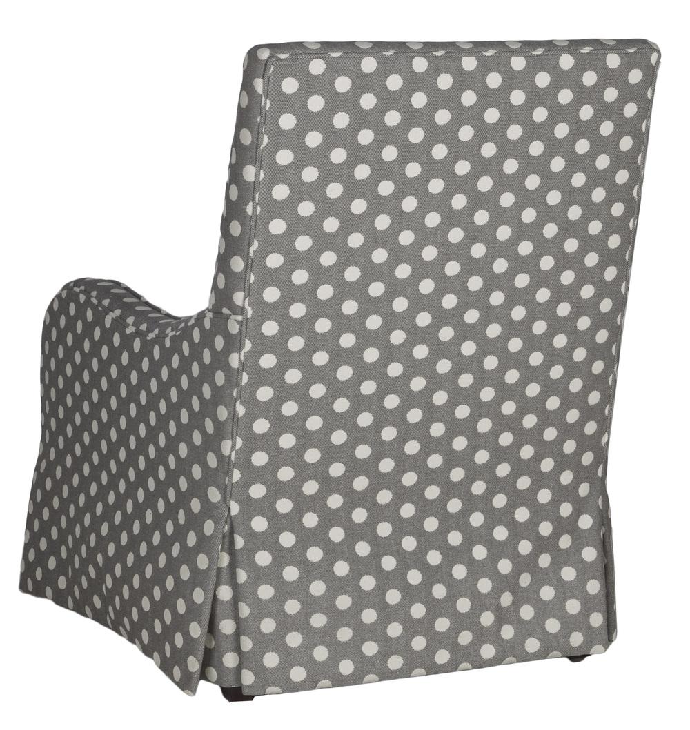 Vanguard Furniture - Zoe Swivel Chair