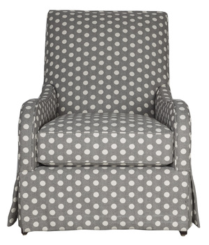 Thumbnail of Vanguard Furniture - Zoe Swivel Chair