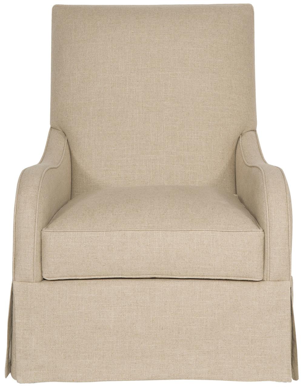 Vanguard Furniture - Zoe Swivel Glider Chair