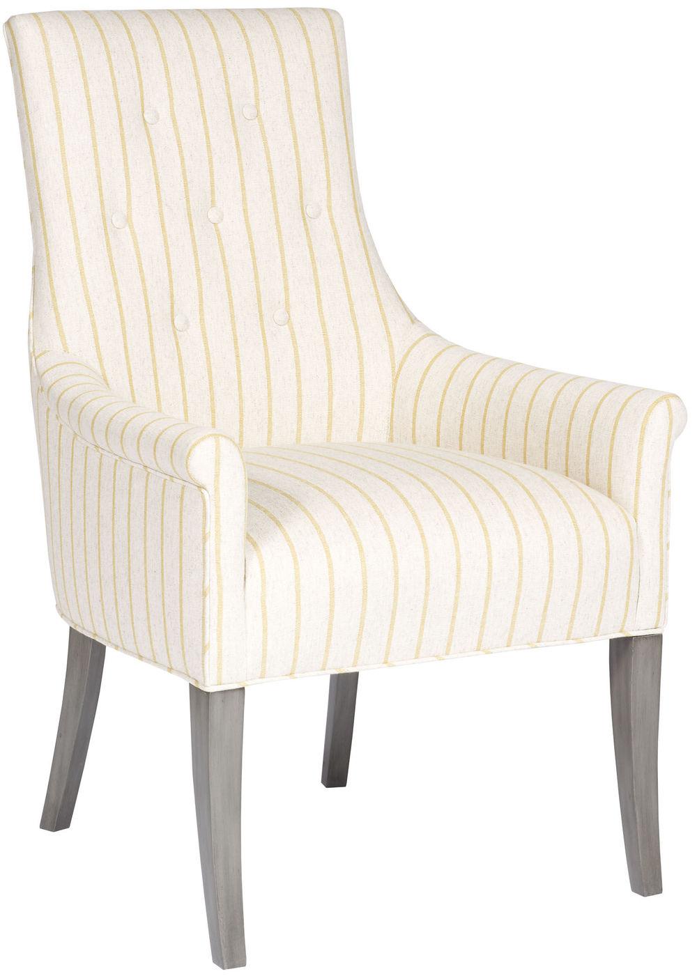 Vanguard Furniture - Nevils Dining Arm Chair