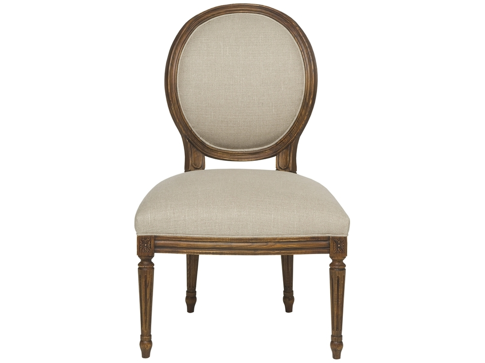 Vanguard Furniture - Genevieve Side Chair