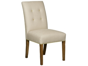 Thumbnail of Vanguard Furniture - Butler Buttoned Back Side Chair