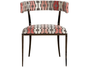 Thumbnail of Vanguard Furniture - Greer Metal Frame Chair